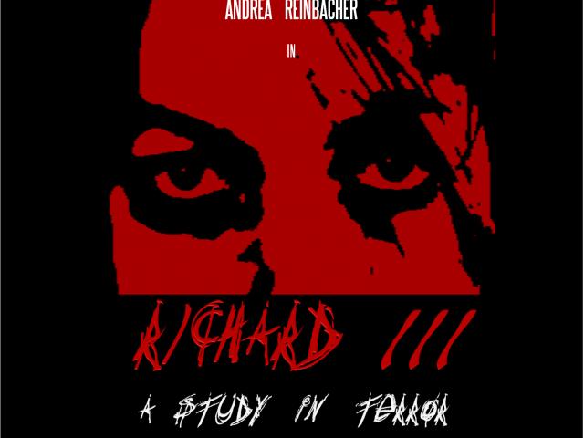 Richard III. Plakat
