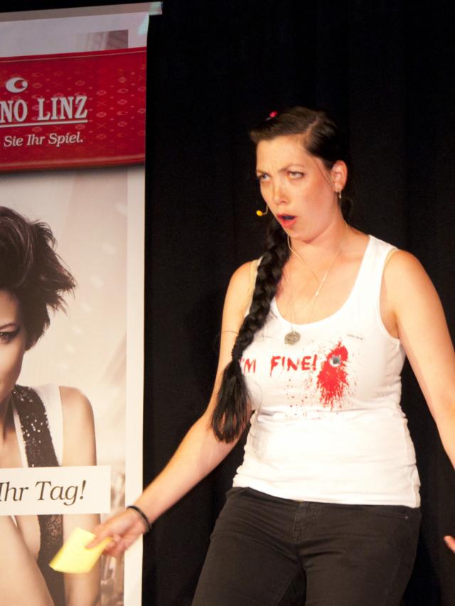 Vorentscheid Wiener Kabarettfestival 2014