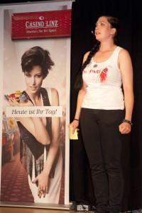 Andrea ReinbacherCasino Linz11