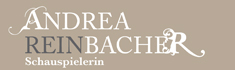 Andrea Reinbacher- Schauspielerin und Kabarettistin -