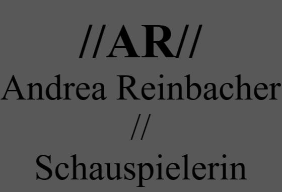 Andrea Reinbacher - Schauspielerin